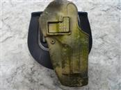BLACKHAWK 2100270 CQC CONCEALMENT HOLSTER (OLIVE CAMO AND BLACK)